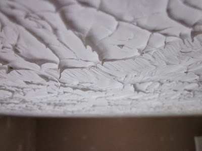 Plastering Over Artex Is It Cheaper Than A New Ceiling